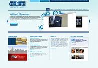 A great web design by Indigo Design Company, Chicago, IL: