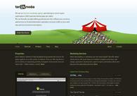 A great web design by ten24 Media, Edmonton, Canada: