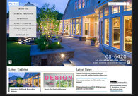 A great web design by Highchair designhaus, Boston, MA: