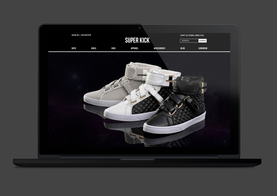 A great web design by Brand Hype Development, New York, NY: Responsive Website, E-Commerce , Fashion , Static HTML