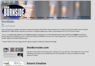 A great web design by Don Burnside, Phoenix, AZ: