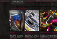 A great web design by DrawingArt, Novo Mesto, Slovenia: