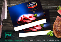 A great web design by TomaszHaracz.com, London, United Kingdom: Publishing , Food & Beverage