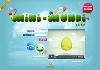 A great web design by eRRe Entertaiment, Barcelona, Spain: