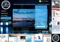 A great web design by 11 Bridges: