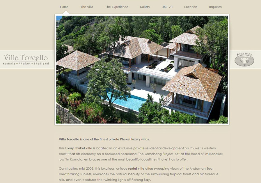 A great web design by craig longmuir, Sydney, Australia: