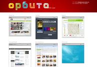 A great web design by Web studio Orbita, Vinnitsa, Ukraine: