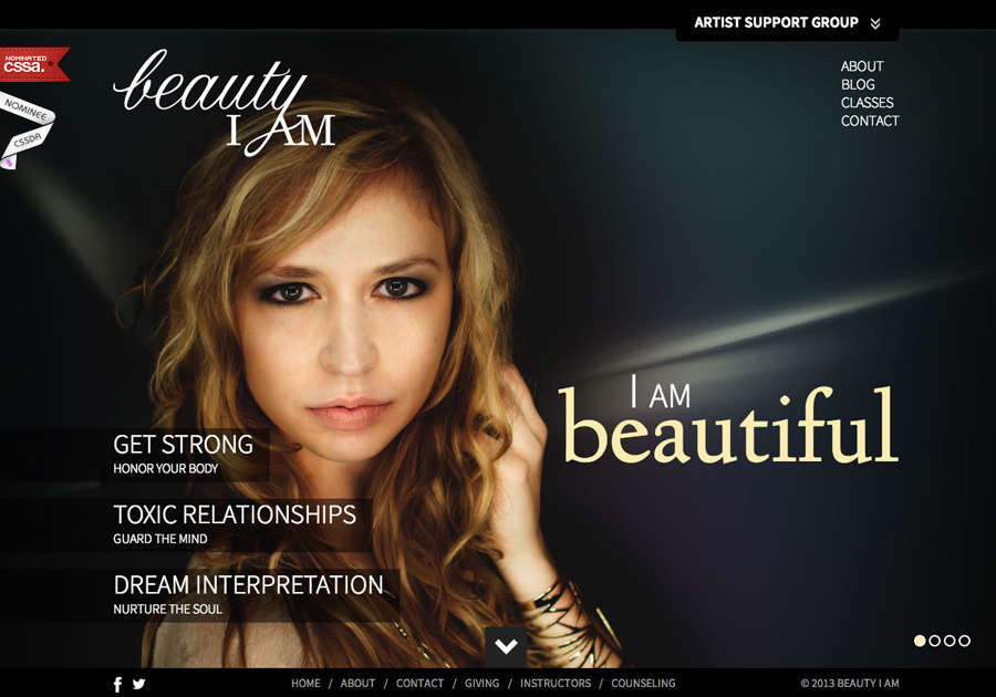 A great web design by Sharp Machine, San Francisco, CA: Website, Other, Non Profit , Wordpress