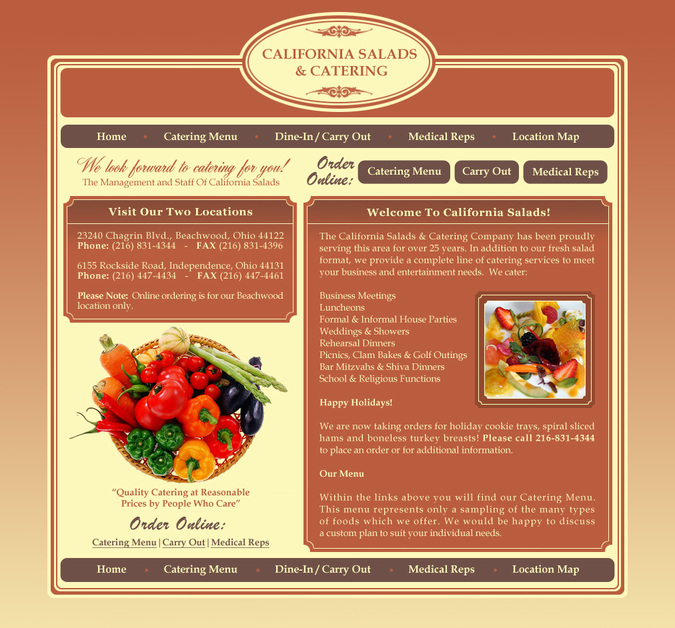 A great web design by Design Pilipinas Freelance Web Designer, Manila, Philippines: