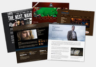 A great web design by robleeper.com, Dallas, TX: