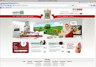 A great web design by International Nomads, Riyadh, Saudi Arabia: