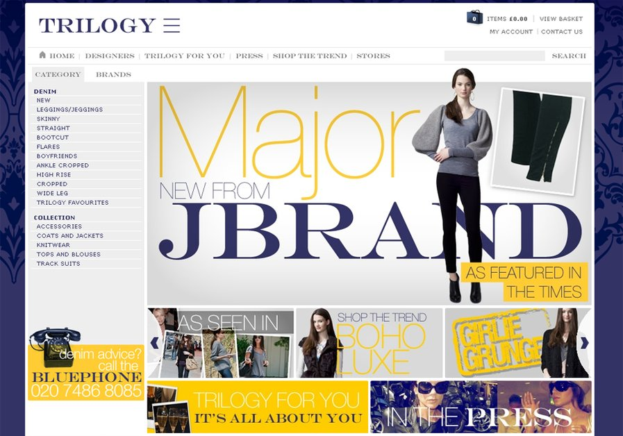 A great web design by Syrox Emedia, South London, United Kingdom:
