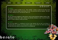 A great web design by Liberate The Box, Denver, CO: