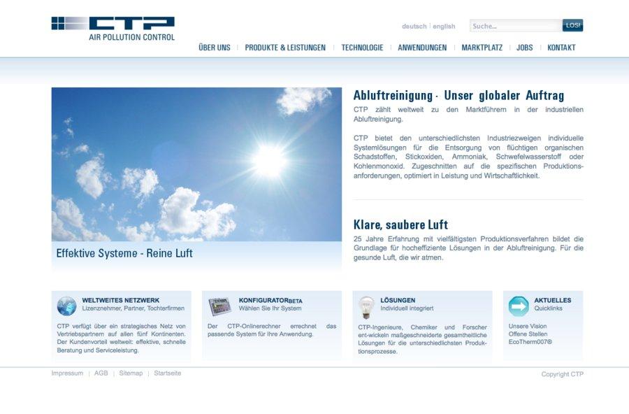 A great web design by ajado, Vienna, Austria: