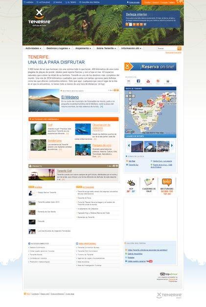 A great web design by Arquinauta , Barcelona, Spain: