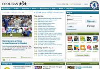 A great web design by Gonzai, Minsk, Belarus: