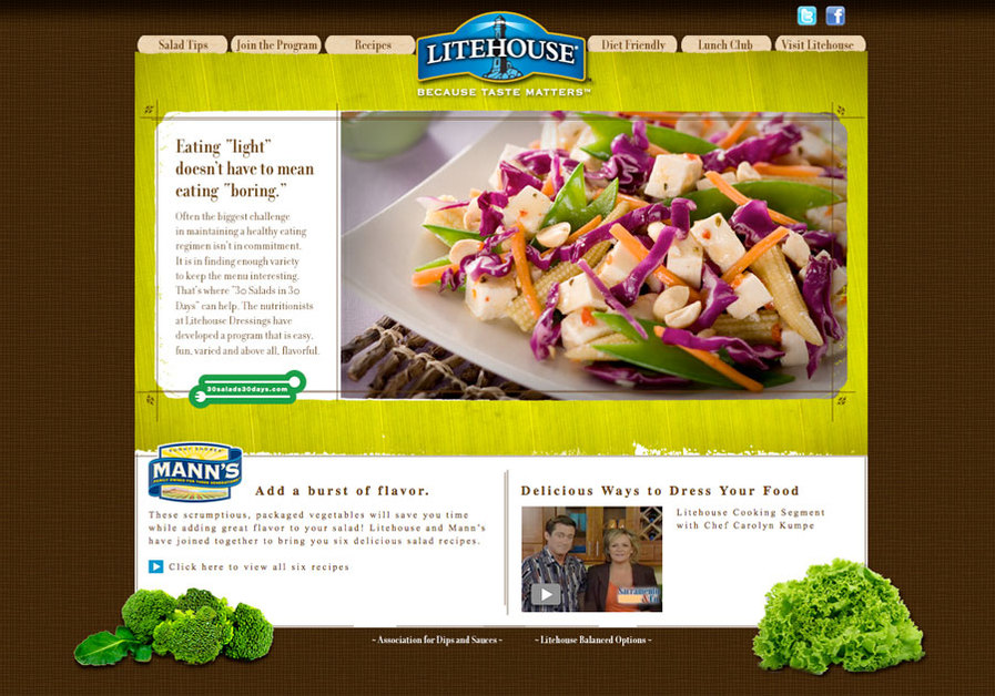 A great web design by Interactive Quisenberry, Seattle, WA: