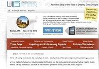 A great web design by Boston Web Studio, Boston, MA: