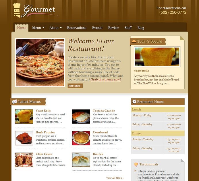 A great web design by Premium Website Solutions, San Francisco, CA: