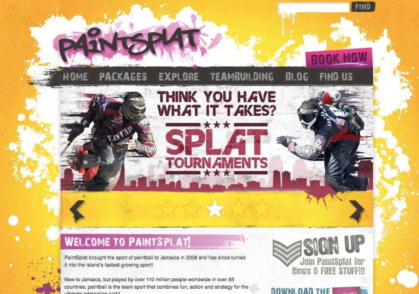 A great web design by Rockstar :: Fresh Creative, New York, NY: