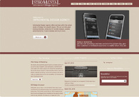 A great web design by Intromental Design Agency, Raleigh, NC: