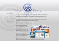 A great web design by C-Eye Design, Birmingham, AL: