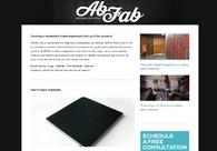 A great web design by AbFab Creative, Phoenix, AZ: