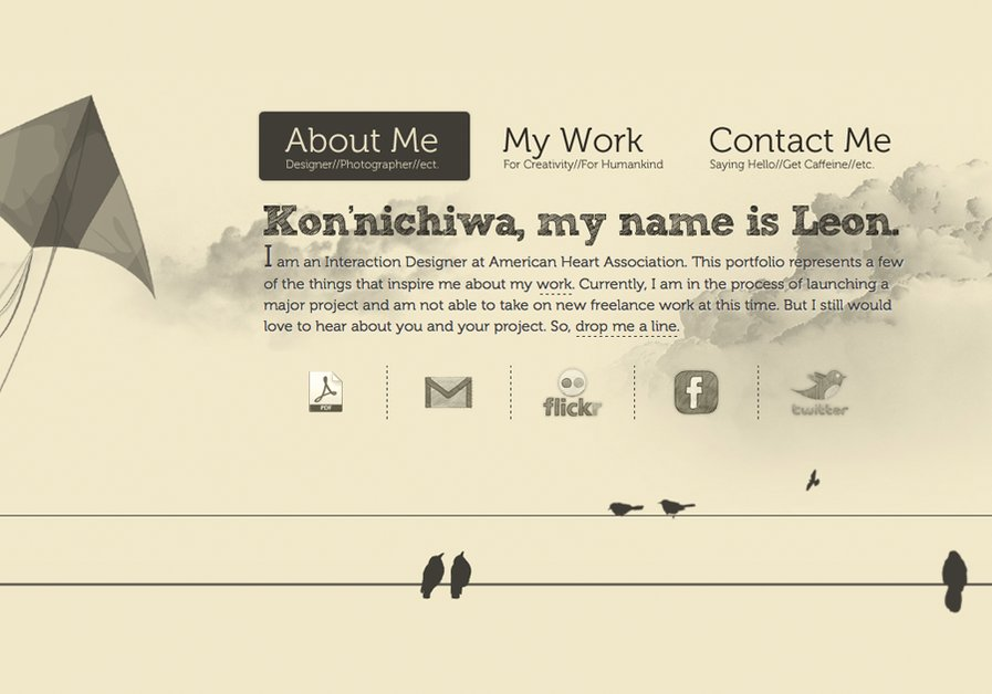 A great web design by whoisleon.com, Dallas, TX: