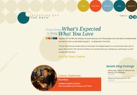 A great web design by Polymathic Media, Chicago, IL: