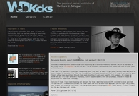 A great web design by WebKicks (.inK), Sacramento, CA: