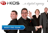 A great web design by i-KOS digital agency, London, United Kingdom:
