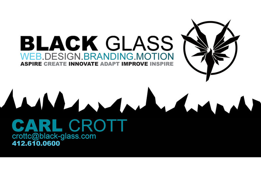 A great web design by Black Glass, Pittsburgh, PA: