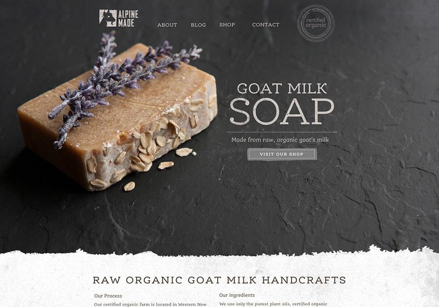 A great web design by Typework Studio, Buffalo, NY: