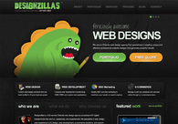 A great web design by Designzillas, Orlando, FL: