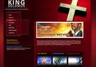 A great web design by Branch Out Studios, Detroit, MI: