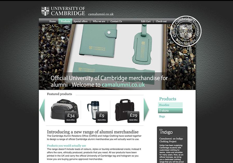 A great web design by Decho Web & Graphic Design, London, United Kingdom: