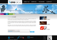 A great web design by Ikone Group, Miami, FL: