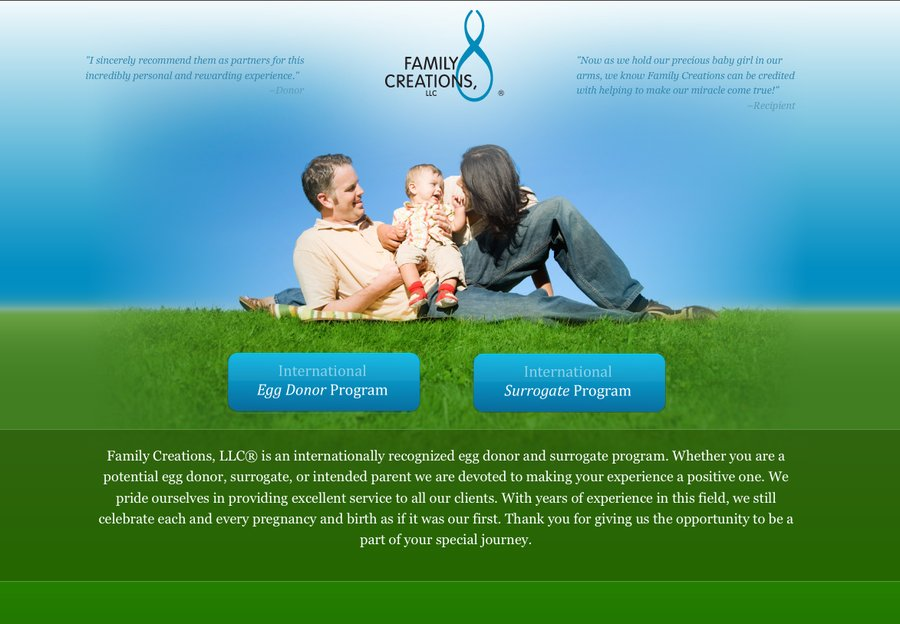 A great web design by Caskey Art & Development, Denver, CO: