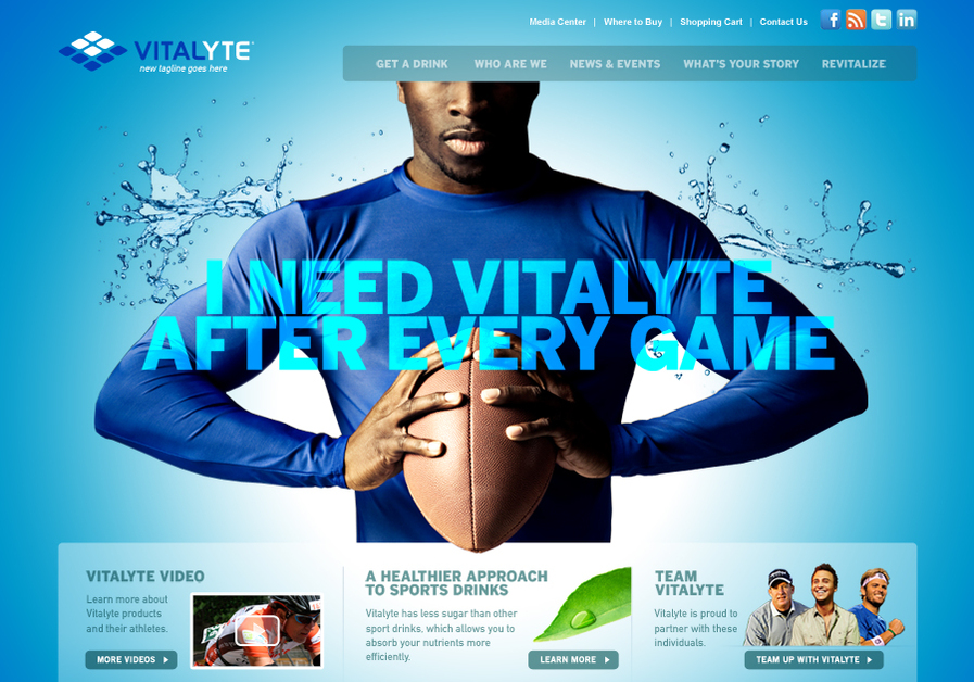 A great web design by Jacob Tyler Creative Group, San Diego, CA: