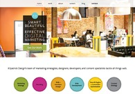 A great web design by Kilpatrick Design, Winston Salem, NC: