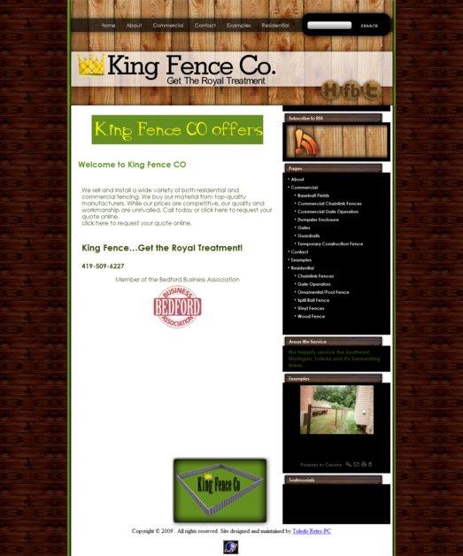 A great web design by Toledo Retro PC, Toledo, OH: