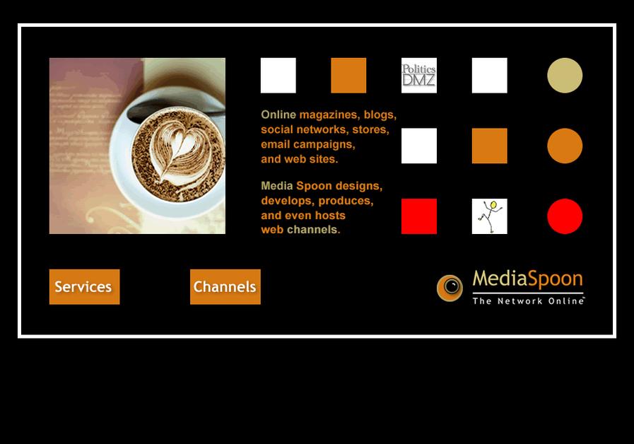 A great web design by Media Spoon, LLC, Boston, MA: