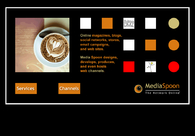 A great web design by Media Spoon, LLC, Boston, MA: