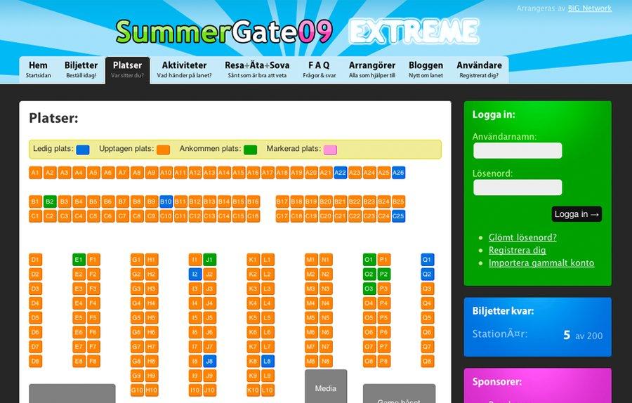 A great web design by Vixo AB, Gothenburg, Sweden: