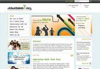 A great web design by fusionware design, Atlanta, GA:
