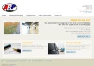 A great web design by Monica Aguinaga, New York, NY: