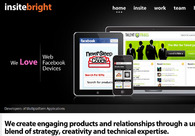 A great web design by insitebright, Edinburgh, United Kingdom: