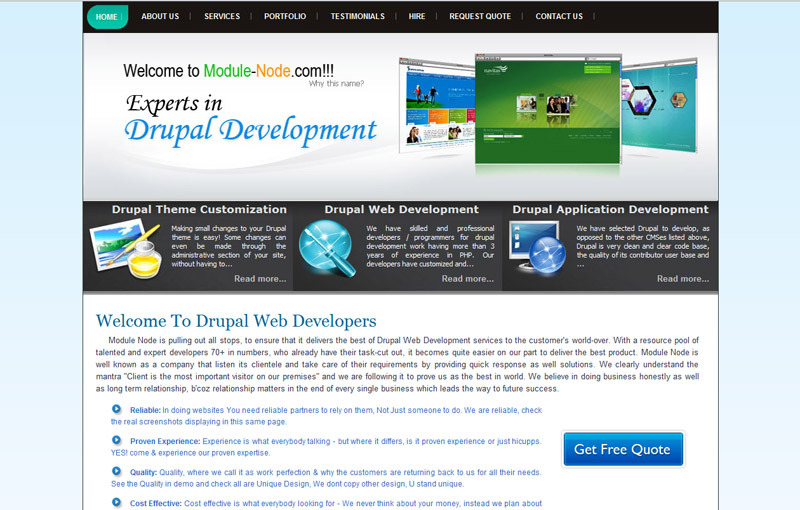 A great web design by Adodis Technologies Pvt Ltd  , Mumbai And Bangalore, India: