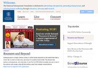 A great web design by Artsmith Media LLC, Washington DC, DC: Website, Marketing Website , Non Profit , Drupal
