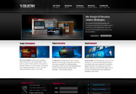 A great web design by S Collective, Austin, TX: